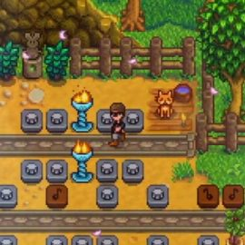 """Rickroll! เกมเมอร์ใช้ Stardew Valley ทำเพลง """"Never Gonna Give You Up"""""""
